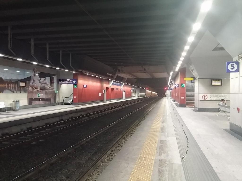 Stazione Porta Susa
