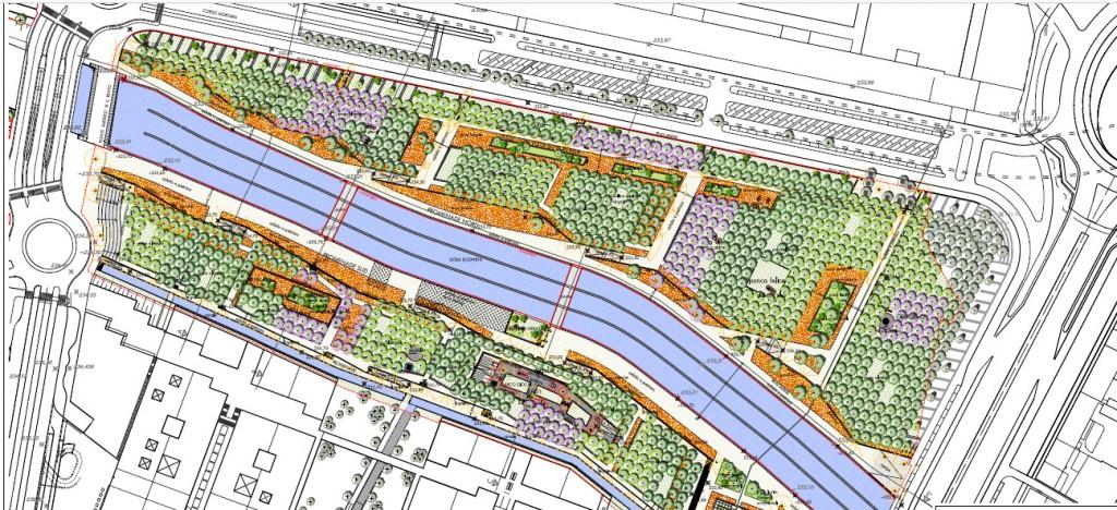 immagine da piano esecutivo preliminare, fonte comune di Torino